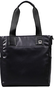 X.BNJ Men Briefcase Top Grade Genuine Leather and Oxford Business Handbag Vintage First Layer Cowhide Tote Bag