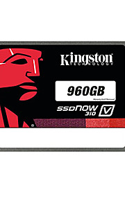 kingston digitale 960gb SSDNow V300 sata 3 2.5 (7mm hoogte) solid state drive (sv300s37a / 960g)