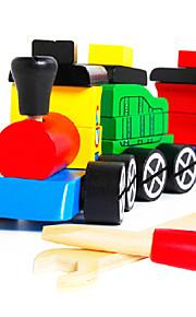 kouluttaa käsintehtyjä leluja lapsille (3-6 vuotta)