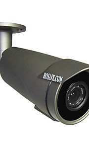 hosafe x2msl1 2MP 1920x1080p star-light ip camera, full hd kleurenfoto in zowel overdag als 's nachts