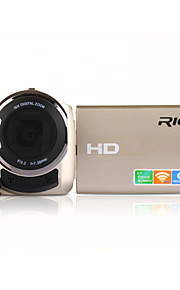 "rijke fw-560s hd 1080p pixels 16 megapixels 16x zoom 3 ""LCD-scherm Full HD digitale camera camcorder"