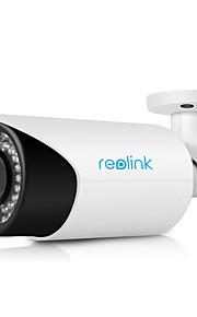 reolink®rlc-411 4x optisk motoriseret zoom PoE udendørs vandtæt bullet ip kamera