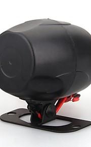universele auto auto van de fiets alarm sirene hoorn 12V DC zwarte
