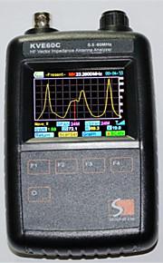 hf vector impedantie antenne analyzer kve60c voor walkie talkie