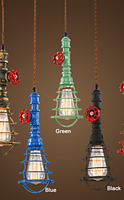 E26/E27 Max 60W Vintage Pendant Lights/Waterpipe Design/ Coffee Bar/Restaurant Lights