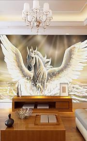 아트 데코 벽지 콘템포라리 벽 취재,기타 Large Mural Wallpaper Pegasus