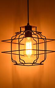 Max 60W Retro suunnittelijat Maalaus Metalli Riipus valot Makuuhuone / Ruokailuhuone / Kitchen / Työhuone/toimisto / Käytävä