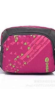 0.5L L Riñoneras / Paquetes de Mochilas de Camping / Bolsa de cinturón Acampada y Senderismo / Escalar / Fitness / CorrerInterior / Al