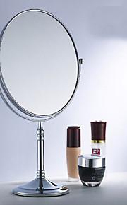 Miroir,Contemporain Chrome Sur Pied