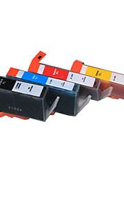 BLOOM®564BK/C/M/Y Compatible Ink Cartridge For HP D5445/C5370/C6350/D7560/5525/6512/C410a Full Ink(4 color 1 set)