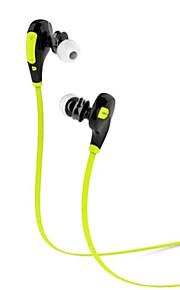 qy7 sport slijtage bluetooth 4.1 stereo headset in het oor met microfoon voor smartphones