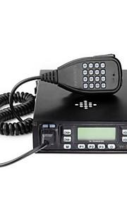 leixen vv-898s 25W 12000mAh VHF / UHF dual band bilradio rygsæk + USB-kabel