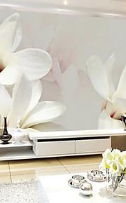 아트 데코 벽지 럭셔리 벽 취재,기타 A Large Mural Wallpaper Modern Fashion Flowers