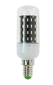 Ampoules Maïs LED Blanc Chaud / Blanc Froid 1 pièce T E14 / G9 / GU10 / B22 / E12 / E26 / E26/E27 4W 56 SMD 4014 300 lm AC 85-265 V
