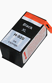 BLOOM®920XLBK Compatible Ink Cartridge For HP Officejet 6000/6500/6500A/7000/7500/7500A Full Ink(1 Black)