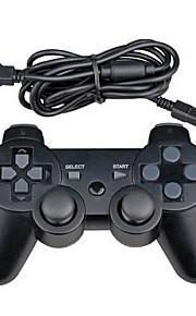 wired controller Dual Shock sei assi per console ps3 gioco del pc