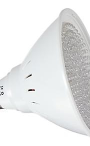hry® 6w e26 168leds 300lm 102red + 54orange + 12blue lumière plante grandir grandissant ampoule hydroponique (220-240V)