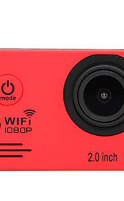 OEM SJ7000 Sportcamera 2 3MP 640 x 480 / 2048 x 1536 / 2592 x 1944 / 3264 x 2448 / 1920 x 1080 / 3648 x 2736 30fps Neen1 / -1 / 2 / 0 /