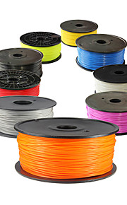 Geeetech  Consumable 1.75mm Or 3.0mm PLA Wire For 3D Printer