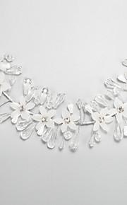 Dame / Blomsterpige Krystall / Legering Headpiece Bryllup / Spesiell Leilighet Pannebånd Bryllup / Spesiell Leilighet 1 Deler