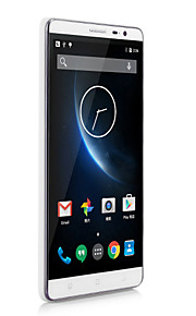 "JACKLEO Pacific JL552A 5.5 "" Android 5.1 4G Smartphone (Dual SIM Quad Core 13 MP 2GB + 16 GB White)"