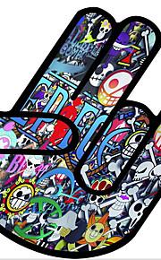 adesivi per auto adesivi divertente delle decalcomanie dell'automobile di graffiti