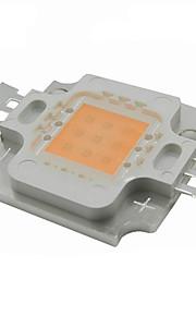10w Brigdelux LED-Licht gesamte Spektrum 380nm wachsen ~ 840nm Perle Chip führte zu pflanzen für Pflanzen DIY wachsen