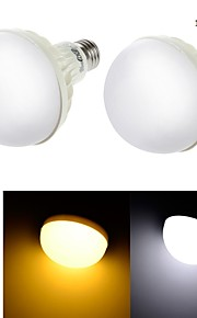 Ampoules Globe LED Décorative Blanc Chaud / Blanc Froid YouOKLight 2 pièces C35 E26/E27 12W 18 SMD 5630 850 lm AC 100-240 V