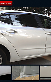 automobile porta del veicolo anticollisione porte banda di protezione nascosto anticollisione adesivi per auto protettore 4.5m / pz