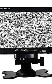 7 inch TFT-LCD auto achteruitkijkspiegel-monitor met 2 AV-kanaal