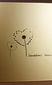 diy 33 * 32,5 cm 18inch håndlavet scrapbog fotoalbum 20pcs forgyldning selvklæbende - evigt for familie / Baby / kærester / gaver