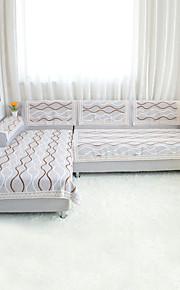 De haute qualité canapé en tissu contemporain bande de mode de couverture serviette canapé