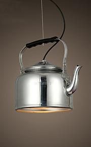 Max 60W Hängande lampor ,  Kontor/företag Målning Särdrag for Ministil MetallLiving Room / Bedroom / Dining Room / Skaka pennan och tryck