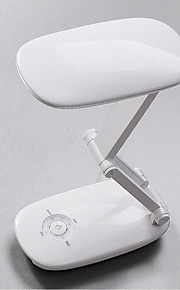 デスクランプ-LED / 充電式 / 目の保護-現代風-プラスチック