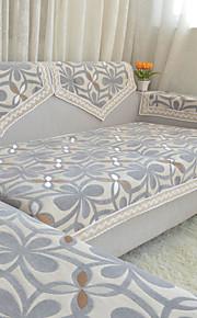 De haute qualité canapé en tissu contemporain couverture épaississement chenille serviette canapé