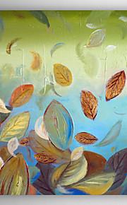 Peint à la main Nature morte Modern,Un Panneau Peinture à l'huile Hang-peint