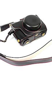 SLR-Tas- voorOlympusZwart