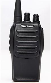 Wanhua WH36 Walkie-talkie 5W 16 400-470 mHz 1500mAh 1,5-3 km Stemmekommando / Advarsel om lavt batteri / CTCSS/CDCSS 无 Tovejs-radio