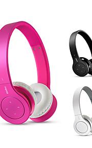 oprindelige Rapoo S160 røre nøglen trådløs bluetooth 4,1 multipoint hovedtelefon wired headset hifi med mikrofon rosa / hvid / sort