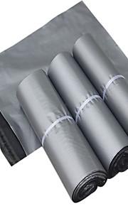 """כסף חבילת מפורשת מעובה שקית נייר (40 * 55 ס""""מ, 100 / חבילה)"""