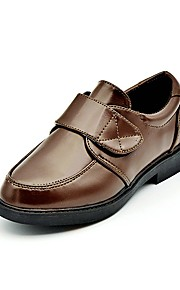 Boy's Shoes Libo New Style Hot Sale Wedding / Party Comfort Fashion Oxfords Black / Brown
