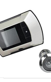 ingen ledninger er let at installere 2,4-tommer visuelle elektronisk kat doorbell 30-megapixel digitalkamera