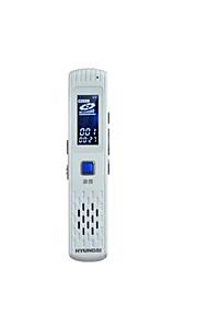 eenvoudige hym-3588 een professionele HD mini voice recorder toets (8G)