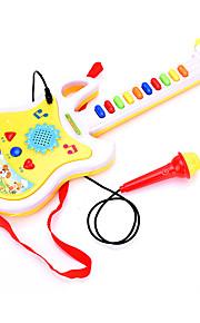 Figura de acción / juguete música Plástico Arco iris puzzle de juguete juguete música