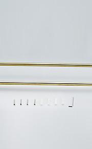 Håndklædestang / Poleret messing / Vægmonteret /60*15*10 /Messing /Antik /60 15 0.784