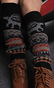 Women Warm Socks,Acrylic / Cotton