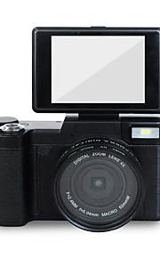 """rige p1 HD 1080p pixel 24,0 mega pixel 4x digital zoom 3,0 """"LCD-skærm fuld hd digitalkamera videokamera"""