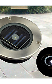 Solar LED street lamp lighting courtyard underground lamp outdoor stainless steel buried lights