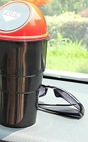 køretøj monteret stor kop kan skrald, bil skrald box, bil brug papirkurven, bil opbevaring