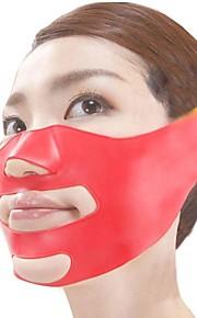 japanese magisk 3d massasje maske face-lift plast silikonmateriale